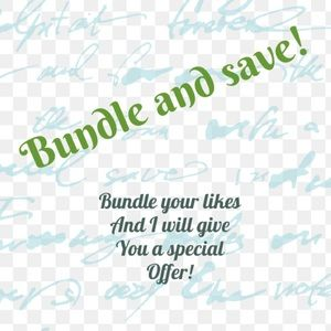 Other - 🔥🔥👚👒👗👜👡👙 Bundle your likes!!